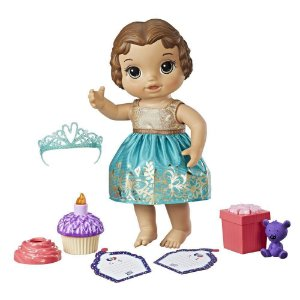 Boneca Baby Alive Morena Festa Surpresa Hasbro