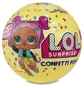 Boneca Lol Confetti Pop Surprise - Candide