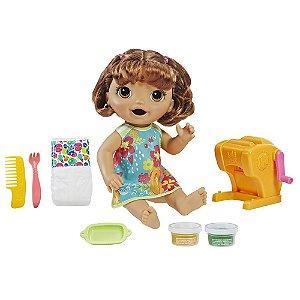 Boneca Baby Alive Morena Hasbro