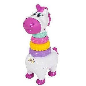 Baby Pony Brinquedo Infantil Empilhável - Maral