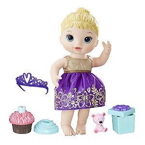 Boneca Baby Alive Loira Supresa Hasbro