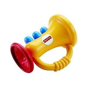 Chocalho Musical - Instrumentos Divertidos - Fisher-Price - Mattel