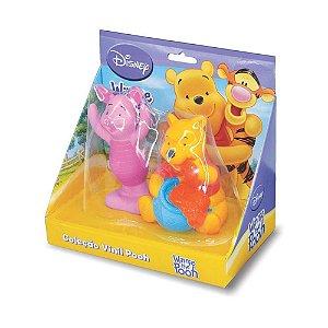 Bonecos De Vinil Disney Pooh 963 - Lider