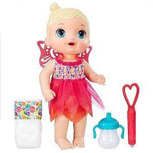 Boneca Baby Alive Loira Hora da Festa Hasbro