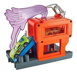 Conjunto Básico Pista Hot Wheels City - Mattel
