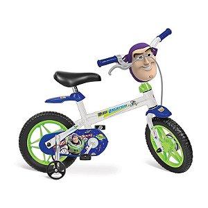 Bicicleta Aro 12 Toy Story Buzz- Bandeirante