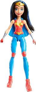 Boneca DC Super Hero Girls Treinamento - Mattel