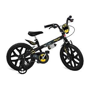 Bicicleta Infantil Batman Aro 16- Bandeirante