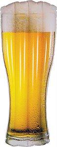 Boia Gigante Inflável Copo de Cerveja  Belfix
