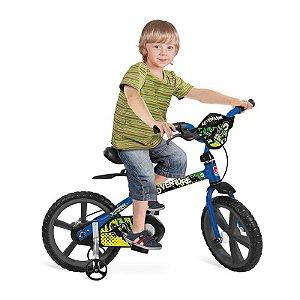Bicicleta Aro 14 Boys Adventure - Bandeirante