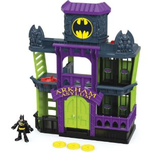Imaginext DC Playset Arkham Mattel