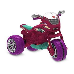Super Moto Elétrica Pink- Bandeirante