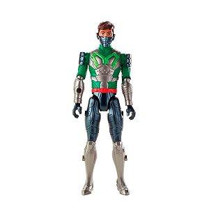Boneco Max Steel Ataque Multi-Espadas - Mattel