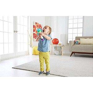 Microfone Aprender Brincar Fisher-Price Mattel