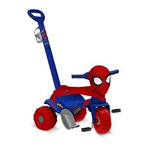 Triciclo Motoka Homem Aranha- Bandeirante
