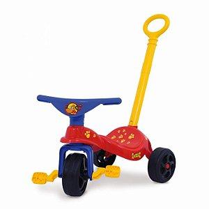 Triciclo Cachorrinho com Empurrador