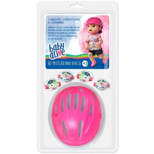 Kit de Proteção Baby Alive hasbro