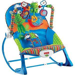 Cadeira de Descanso Minha Infância Sapinho - Fisher Price - Mattel