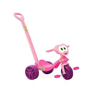 Triciclo Zootico Rosa- Bandeirante