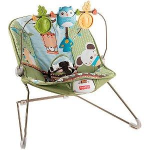 Cadeira Diversão no Bosque - Fisher Price - Mattel