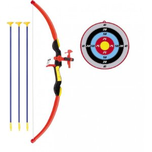 Super Arco e Flecha com Infravermelho - Belfix