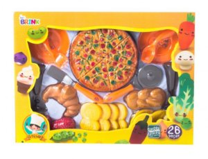 Kit de Comidinhas e Pizza - Belfix