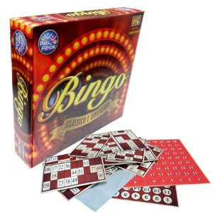 Jogo Bingo Pais E Filhos