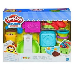 Play Doh Diversão no Mercado Hasbro