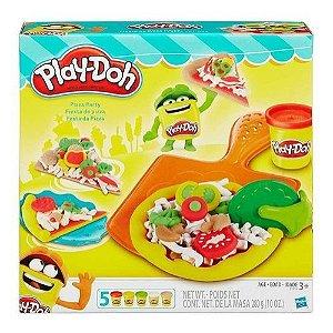 Play Doh Festa da Pizza Hasbro
