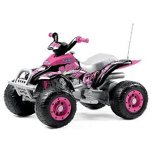 Quadriciclo Elétrico Corral Pink- Burigotto