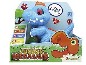 Dino Megasaur Interativo Barão - Infantil