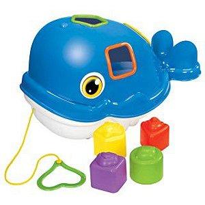 Baleia Didática - Merco Toys