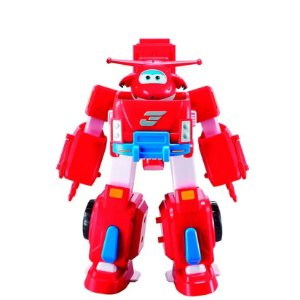 Robo Super Transformação Barão