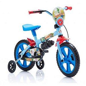 Bicicleta Calesita Aro 12 Tranckc Bike B511