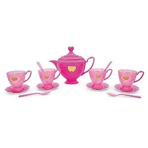 Kit de Chá Princesas Disney Toyng