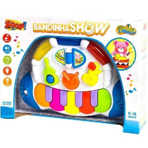 Bandinha Show - Zoop Toys