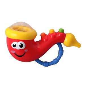 Bebe Bandinha Sax - Zoop Toys