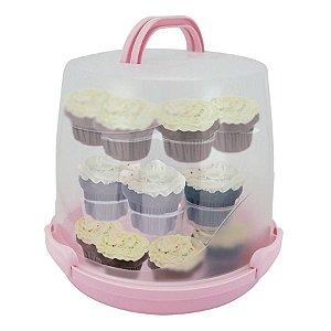 Maleta para Transporte de Cupcake - Yangzi