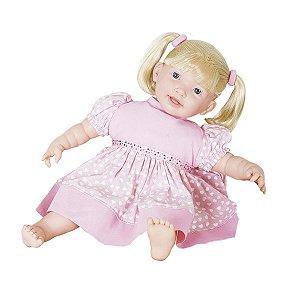 Boneca Adoro Meu Bebê 115 Frases 44cm 274 - Super Toys