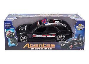 Carro Tuning Policia 356 - Bs Toys