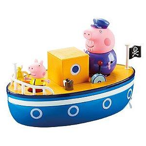 Barco Do Vovô Peppa Pig - Dtc