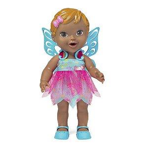 Boneca Baby Collection Fada 301 Super Toys