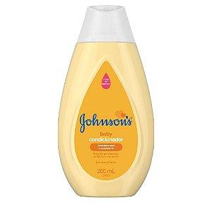 Condicionador Baby 200ml Johnson's