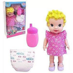 Babys Collection Faz Xixi 314 - Super Toys