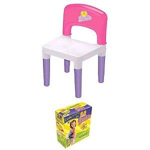 Cadeirinha da Debbie Bell Toy