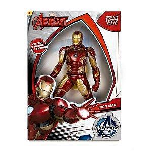 Boneco Homem De Ferro Avengers Marvel - Mimo Brasil