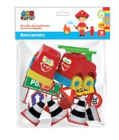 Solapa Bombeirinho- Bell Toy