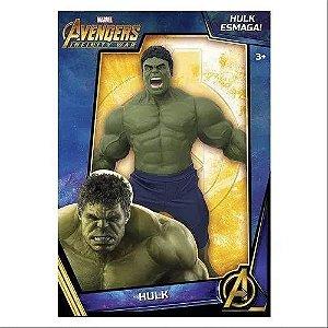 Boneco Hulk Marvel - Mimo Brasil
