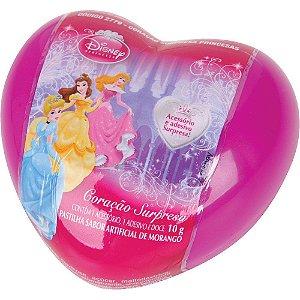 Coração Surpresa - Princesas Disney - DTC