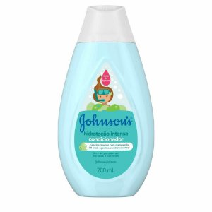 Condicionador Hidratação Intensa 200ml  Johnson's